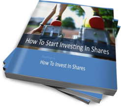 How To Start Investing In Shares e-book